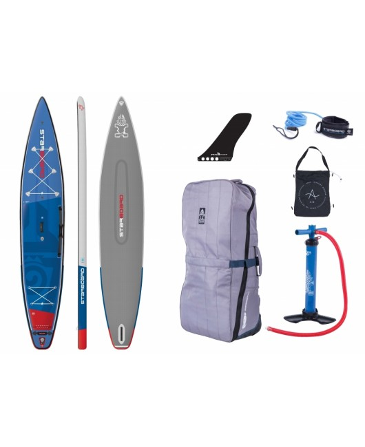 STARBOARD INFLATABLE SUP 14.0X30X6 TOURING DELUXE DC